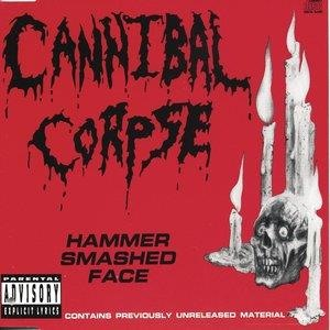 Альбом: Cannibal Corpse - Hammer Smashed Face