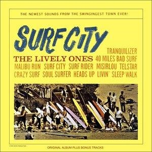 Альбом: The Lively Ones - Surf City