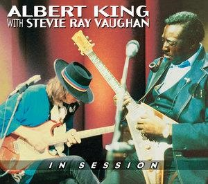 Альбом Stevie Ray Vaughan - In Session