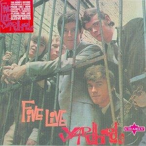 Альбом: The Yardbirds - Five Live Yardbirds