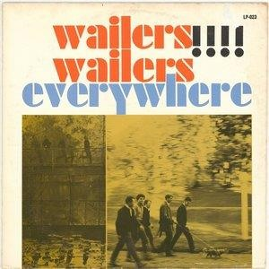 Альбом: The Wailers - Wailers Wailers Everywhere