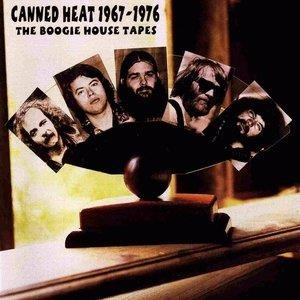 Альбом Canned Heat - The Boogie House Tapes 1967-1976