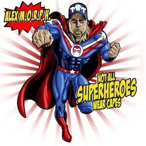 Альбом Alex M.O.R.P.H. - Not All Superheroes Wear Capes