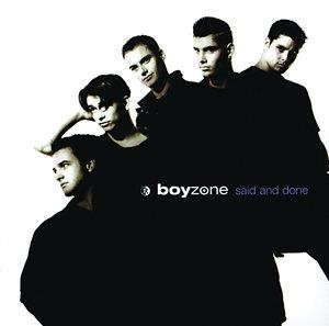 Альбом: Boyzone - Said And Done