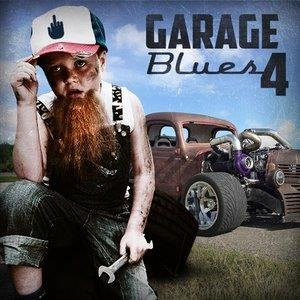 Альбом Blues Saraceno - Garage Blues 4