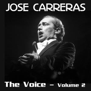 Альбом: José Carreras - The Voice Volume 2