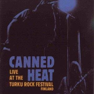 Альбом Canned Heat - Live at the Turku Rock Festival 1971