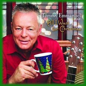 Альбом Tommy Emmanuel - All I Want for Christmas