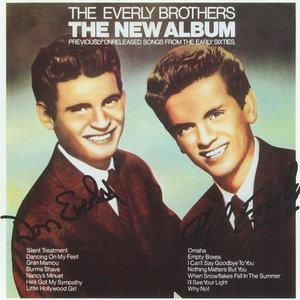 Альбом The Everly Brothers - The New Album
