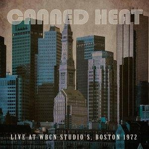 Альбом Canned Heat - Live at WBCN Studio's, Boston, 1972