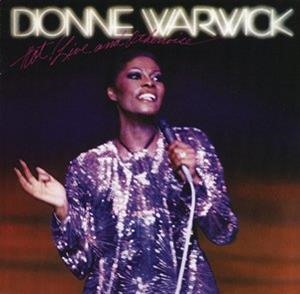 Альбом: Dionne Warwick - Hot! Live & Otherwise