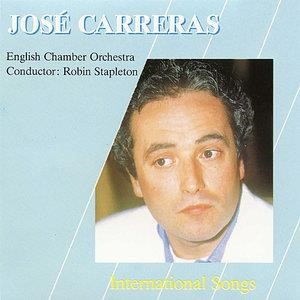 Альбом: José Carreras - Spanish Songs