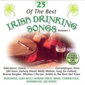 Альбом: The Dubliners - 25 Of The Best Irish Drinking Songs - Volume 1
