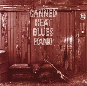 Альбом Canned Heat - Canned Heat Blues Band
