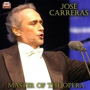 Альбом: José Carreras - Master of the Opera