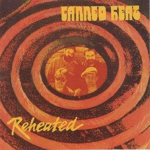 Альбом Canned Heat - Reheated