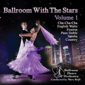Альбом: Marc Reift - Dancing with the Stars, Volume 1