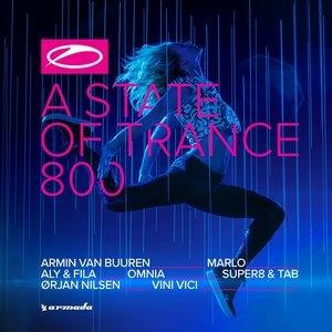 Альбом: Super8 & Tab - A State Of Trance 800