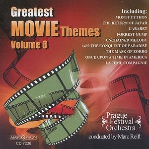 Альбом: Marc Reift - Greatest Movie Themes, Vol. 6