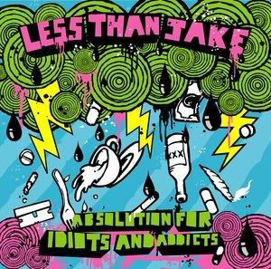 Альбом: Less Than Jake - Absolution For Idiots And Addicts