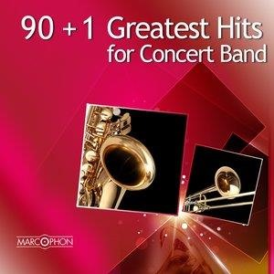 Альбом: Marc Reift - 90+1 Greatest Hits for Concert Band