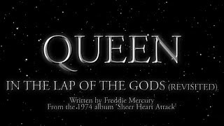 Клип Queen - In The Lap Of The Gods... Revisited