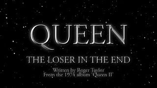 Клип Queen - The Loser In The End