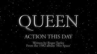 Клип Queen - Action This Day