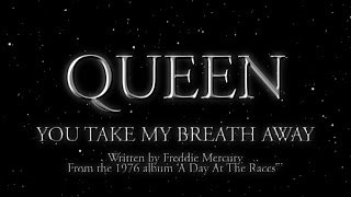 Клип Queen - You Take My Breath Away