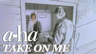 Клип a-ha - Take On Me