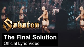 Клип Sabaton - The Final Solution