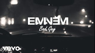 Клип Eminem - Bad Guy