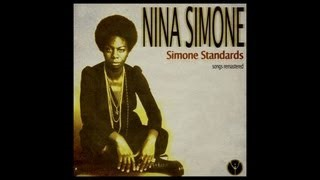Клип Nina Simone - It Might as Well Be Spring