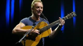 Клип Sting - Heading South On The Great North Road