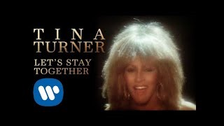 Клип Tina Turner - Let's Stay Together