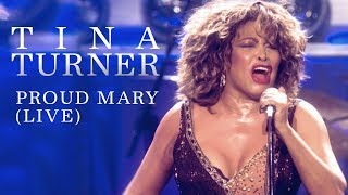 Клип Tina Turner - Proud Mary