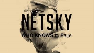 Клип Netsky - Who Knows