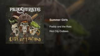 Клип Paddy And The Rats - Summer Girls