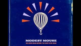 Клип Modest Mouse - Parting of the Sensory