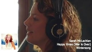 Смотреть клип песни: Sarah McLachlan - Happy Xmas (War Is Over)