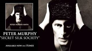 Peter Murphy - Secret Silk Society