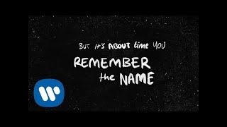 Ed Sheeran - Remember The Name