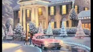 Смотреть клип песни: Elvis Presley - Santa Bring My Baby Back (To Me)