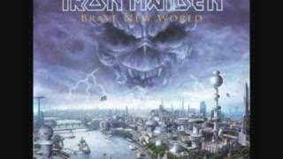 Смотреть клип песни: Iron Maiden - The Thin Line Between Love And Hate