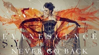 Клип Evanescence - Never Go Back