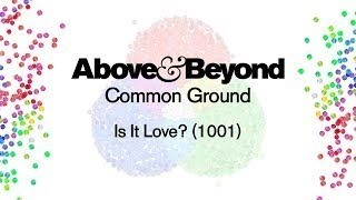 Клип Above & Beyond - Is It Love? (1001)