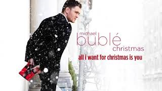 Смотреть клип песни: Michael Bublé - All I Want For Christmas Is You