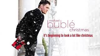 Смотреть клип песни: Michael Bublé - It's Beginning To Look A Lot Like Christmas
