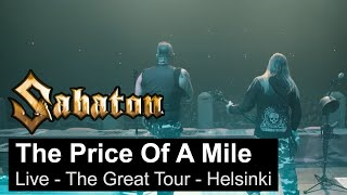 Клип Sabaton - The Price Of A Mile