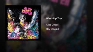 Alice Cooper - Wind-Up Toy